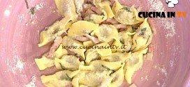 La Prova del Cuoco - Casonsei alla bergamasca ricetta Marsetti