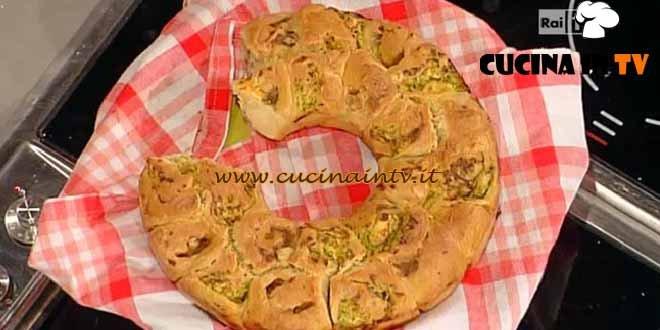 La Prova del Cuoco - Corona di Pasqua ricetta Moroni