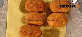 La Prova del Cuoco - Crocchette di riso farcite ricetta Messeri