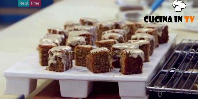 cubotti al caffè ricetta benedetta parodi da molto bene | cucina in tv - Ricette Di Cucina Benedetta Parodi