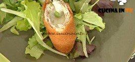 La Prova del Cuoco - Fagottini golosi di tacchino e piselli ricetta Barzetti