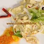 La Prova del Cuoco - ricetta Fettuccine con seppie e peperoni