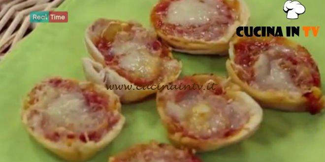 molto bene ricetta finte pizzette di benedetta parodi