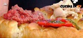 La Prova del Cuoco - Focaccia con patate delle Langhe ricetta Bonci