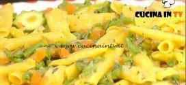 La Prova del Cuoco - Garganelli vegetariani ricetta Spisni