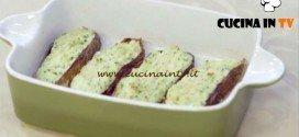 Molto Bene - ricetta Mousse di baccalà in foglie di radicchio di Benedetta Parodi
