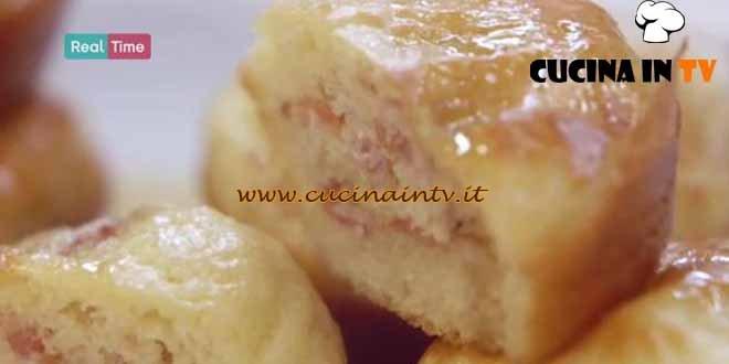 Molto Bene - ricetta Muffin pancakes di Benedetta Parodi