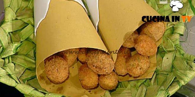 La Prova del Cuoco - Olive alla nonna papera ricetta Moroni