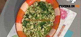 La Prova del Cuoco - Orecchiette alle cime di rapa ricetta Altamura
