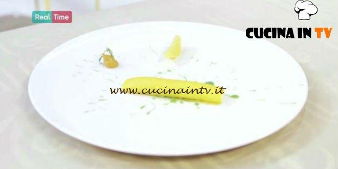 Molto Bene - ricetta Pasta ricotta arancia e dragoncello di Benedetta Parodi