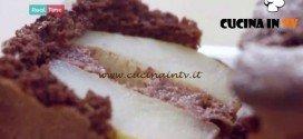 Molto Bene - ricetta Plumcake cioccolato e pere di Benedetta Parodi