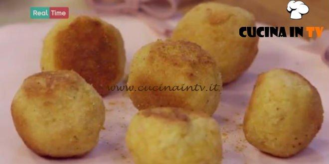Molto Bene - ricetta Polpette malline di Benedetta Parodi