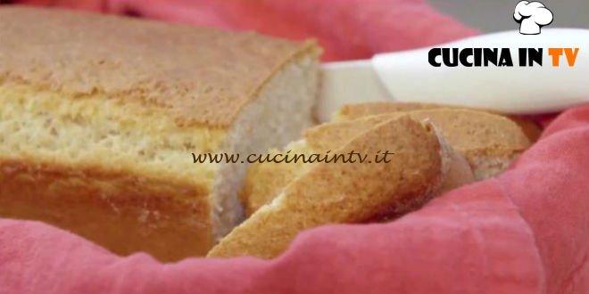 Molto Bene - ricetta Pane al cocco di Benedetta Parodi