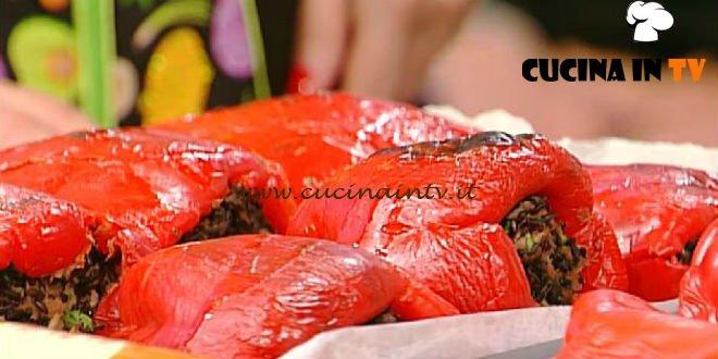 La Prova del Cuoco - Peperoni ripieni ricetta Bianchi