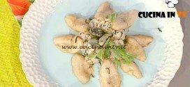 La Prova del Cuoco - Riso alla Comacina con pesce persico ricetta Gandola