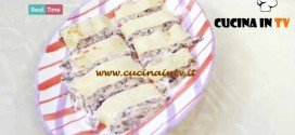 Molto Bene - ricetta Rotolo di radicchio e formaggio di Benedetta Parodi
