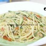 Molto Bene - ricetta Spaghetti vongole zucchine e pomodorini di Benedetta Parodi