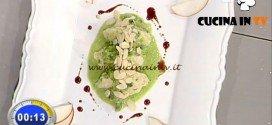 La Prova del Cuoco - ricetta Scialatielli Campani con Asparagi selvatici Ricotta e Mela Annurca