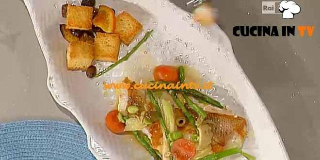 La Prova del Cuoco - Scorfano pasquale ricetta Pascucci