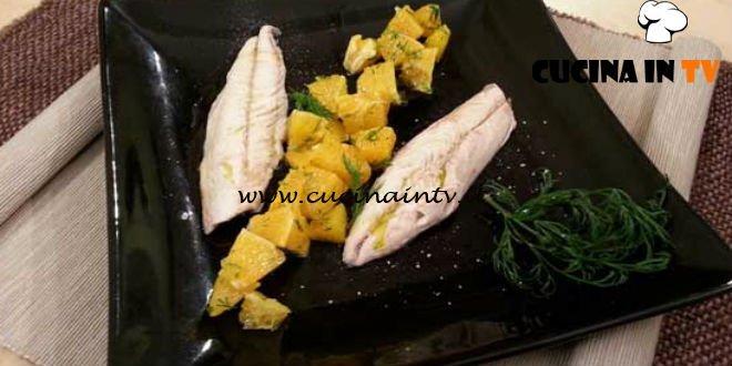 Cotto e mangiato - Sgombro con arancio e aneto ricetta Tessa Gelisio
