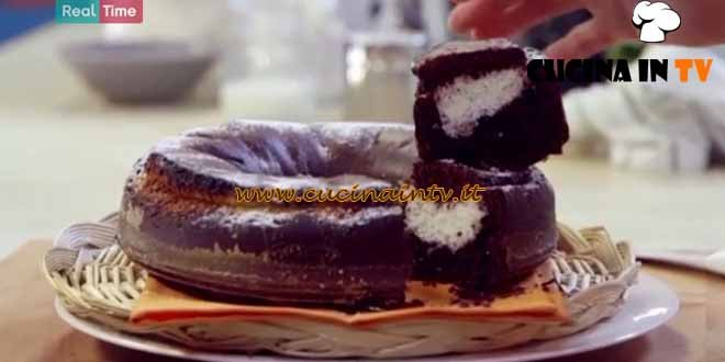 Molto Bene - ricetta Torta ciocco cocco di Benedetta Parodi