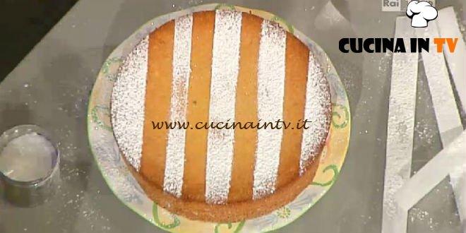 La Prova del Cuoco - Torta di mandorle ricetta Moroni