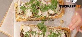 La Prova del Cuoco - Torta fredda salata ricetta Cattelani