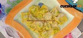 La Prova del Cuoco - Tortelli di erbette alla parmigiana ricetta Parizzi