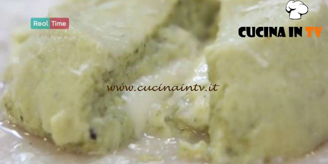 Molto Bene - ricetta Tortino di zucchine con cuore morbido di Benedetta Parodi
