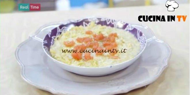 Molto Bene - ricetta Zuppa di fave e tagliolini di Benedetta Parodi