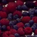 Molto Bene - ricetta Choco berry pie di Benedetta Parodi