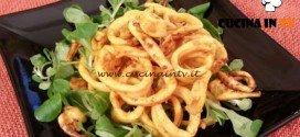 Cotto e mangiato - Calamari speziati ricetta Tessa Gelisio