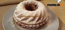 Cotto e mangiato - Ciambellone al latte caldo e cacao ricetta Tessa Gelisio