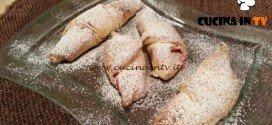 Cotto e mangiato - Cornetti speedy ricetta Tessa Gelisio