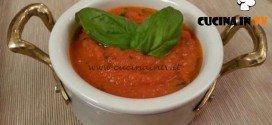 Cotto e mangiato - Crema di pomodoro ricetta Tessa Gelisio