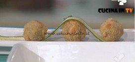 Detto Fatto - ricetta Crocchette di melanzane di Fabio Potenzano