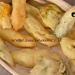 La Prova del Cuoco - Fiori di zucca party ricetta Moroni