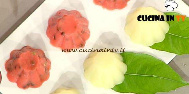 La Prova del Cuoco - Gelo limone e anguria ricetta Monaco