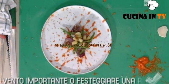Detto Fatto - ricetta Insalata dello sfizio di Tommaso Arrigoni