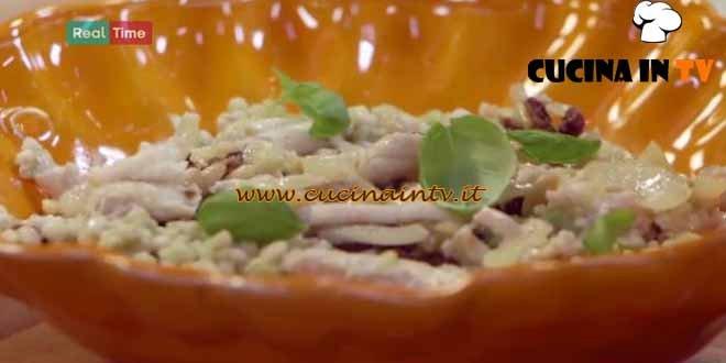 Insalata d'orzo ricetta Benedetta Parodi da Molto Bene