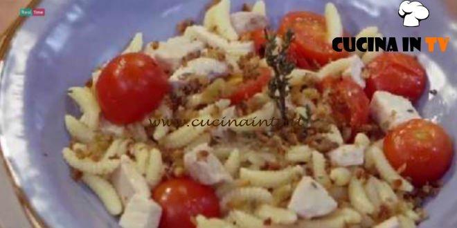 malloreddus pesce spada e pomodorini ricetta benedetta parodi da ... - Ricette Di Cucina Benedetta Parodi