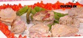 La Prova del Cuoco - Medaglioni di vitello zenzero e verdure ricetta Landra