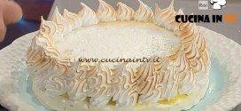 La Prova del Cuoco - Meringata alla frutta ricetta De Riso