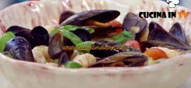Molto Bene - ricetta Panzanella di mare di Benedetta Parodi