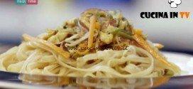 Molto Bene - ricetta Pad thai velocissimo di Benedetta Parodi