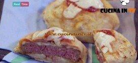 Molto Bene - ricetta Pizza burger di Benedetta Parodi