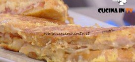 La Prova del Cuoco - Plumcake salato alle olive ricetta Montersino