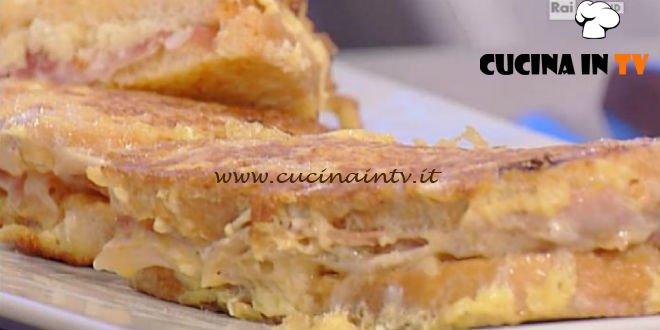 Plumcake salato alle olive ricetta Montersino La Prova del Cuoco