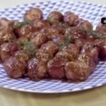 Molto Bene - ricetta Polpette glassate di Benedetta Parodi