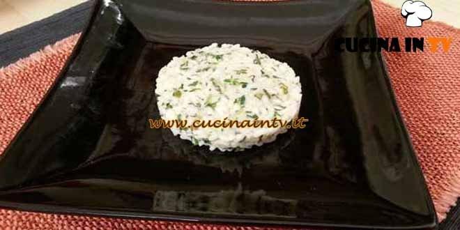 Cotto e mangiato - Risotto alle erbe aromatiche ricetta Tessa Gelisio